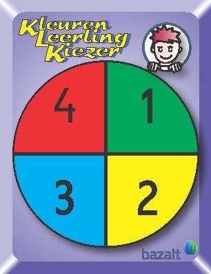 Kleuren LeerlingKiezer voor het jonge kind (set van 10)