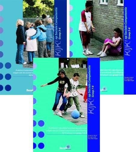 KIJK! op Sociale Competentie (set van 3 handleidingen)