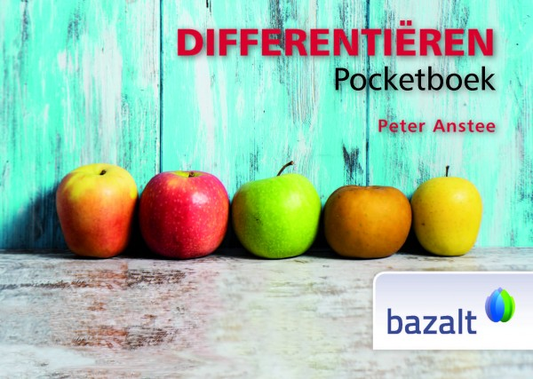 Differentiëren - pocketboek