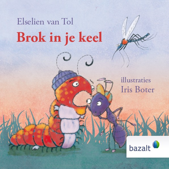 Prentenboek Brok in je keel