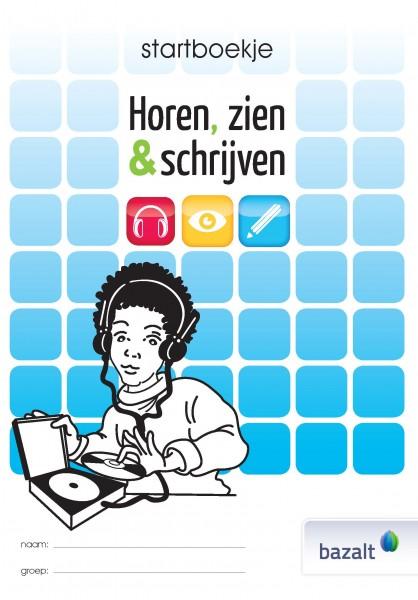 Horen, Zien en Schrijven, Startboekje zonder cd