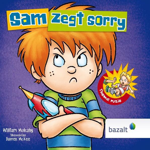 Prentenboek Sam zegt sorry