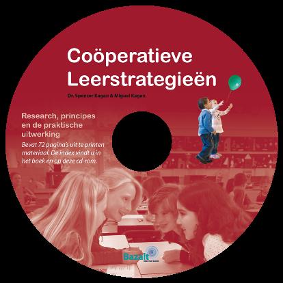 CD-Rom Cooperatieve Leerstrategieen