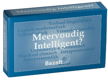 Meervoudige Intelligentie-Kaartenspel